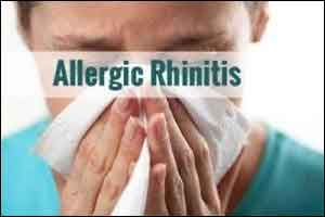 Saline irrigation reduces disease severity in allergic rhinitis