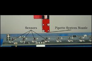 Vibrating sensors detect diseases early thru blood biomarkers