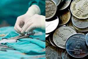 Doctors remove 72 coins from man's stomach in Maharashtra