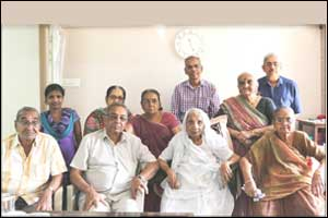 A Medical Miracle :104 yr old lady operated successfully for hip fracture at USSH Hospital