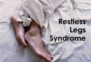 Iron Therapy reduces disease severity in restless legs syndrome