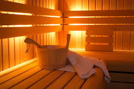 Sauna Bath once a day , Keeps Stroke at Bay : Study