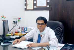 Primary Angioplasty of RC Arising From Left Sinus of Valsalva – Case by Dr Pankaj Manoria