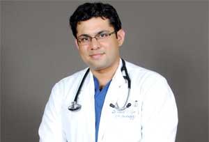 Retrograde PTCA to LAD CTO – Case by Dr Vikrant V Vijan