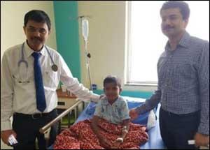 Kolkata doctors save boy by stenting esophagus after acid ingestion