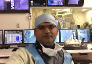 A difficult CTO – Case by Dr Ramesh Patel