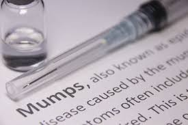 Mumps vaccine losing  efficacy – Third booster at 18 years advised