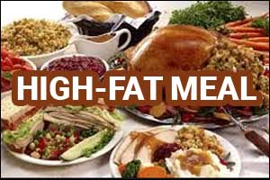 High-fat diet increases blood pressure in both young females and males