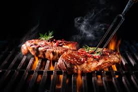 Consuming meats cooked at high temperature leads to high blood pressure
