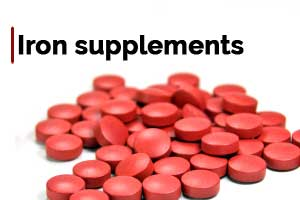 Iron supplements may lead to development of colon cancer