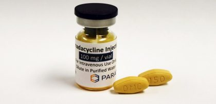 Omadacycline – New once daily antibiotic for CABP, Skin Infections