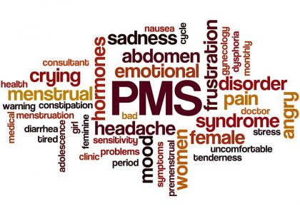 10 percent cases of Premenstrual Syndrome associated with Alcohol Intake : BMJ