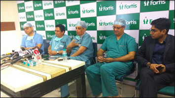 First human-to-human heart transplant in eastern India