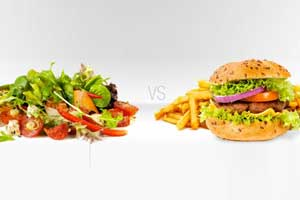 Beware-Fast food may lead to delayed pregnancy & infertility