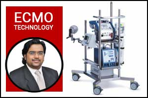 Why ECMO technology is a must have for every Emergency Care Center- Dr. Sanjith Saseedharan