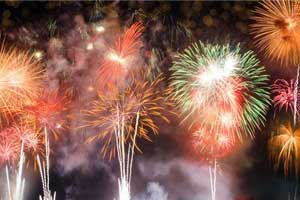 Fireworks are fun for eyes but danger for ears, say experts