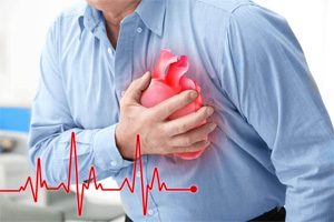 Low cardiorespiratory fitness increases risk of heart disease