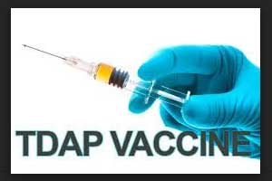 Tdap vaccine  during pregnancy reduces pertussis occurrence in infants