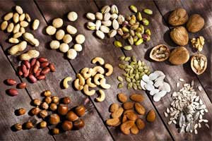Portfolio Diet for a healthy heart –  Nuts, Plant Proteins and Fiber