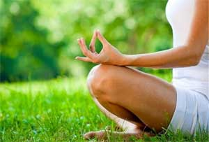 Yoga helps to control urinary incontinence in older women