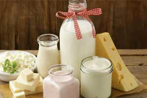 Dairy products rich in saturated fat do not increase risk of heart disease : Study