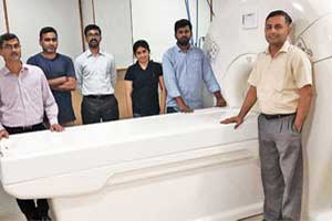 Indian scientists develop cheaper and portable MRI scanner