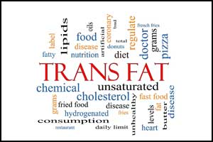 High levels of trans fats in blood linked to increased Alzheimer's and dementia risk