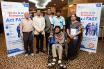 Narayana doctors save 102 year old patient from lifelong paralysis by thrombolysis