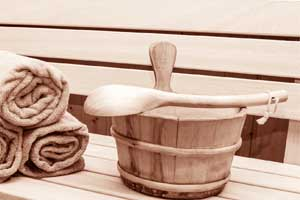Frequent sauna bathing reduces risk of  many diseases