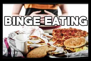 Binge, night time eating harms T2D patients