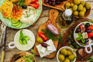 Mediterranean diet protects from depression, finds large study