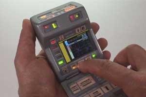 Inspired by Star Trek ,Scientists develop new  diagnostic device