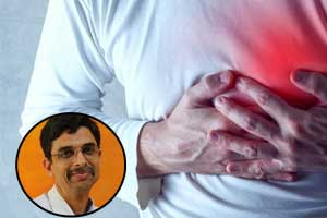 Common conditions that may mimic cardiac chest pain – Dr Srikant Sharma