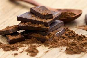Dark chocolate -- A rich and tasty source of Vitamin D