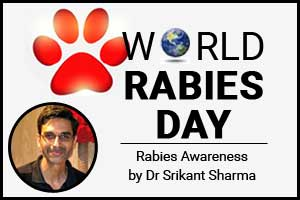 Rabies Awareness by Dr Srikant Sharma