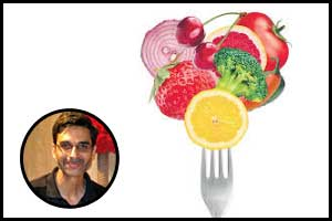Vegetarianism- New trend of ancient philosophy -by Dr Srikant Sharma