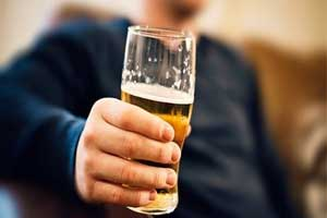 Even moderate alcohol consumption may lead to atrial fibrillation