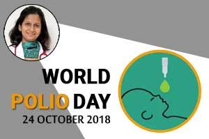 World Polio Day 24th Oct 2018