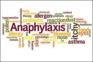 Case of anaphylactic reaction in patient allergic to mango