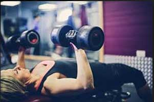 Strength training may reducehot flushesinpost menopausal women, finds clinical trial