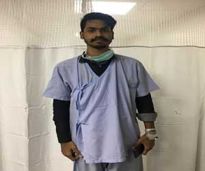 Sir Ganga Ram Hospital doctors remove largest tumour from thigh, save leg