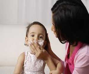 50 percent of parents deploy unscientific methods for cold prevention in kids