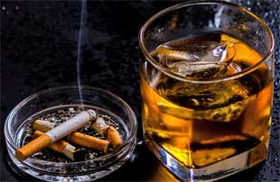 Drinks reduction helps in smoking cessation, research finds