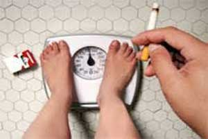 Take measures- Smoking cessation may lead to weight gain