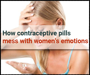 Oral contraception may impair social judgement, mess up relationships