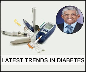 Recent Advances in Technology in Diabetes Management- Dr V Mohan