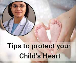 Cardiologist's advice: 6 small steps to protect your child's heart