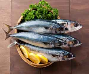 Omega-3 fatty acids from fish lower risk of exercise-induced Heart attack