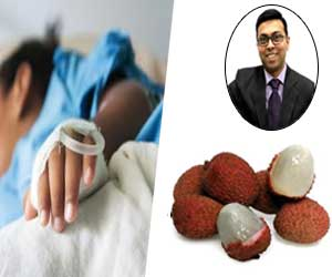 Guest Blog: Know whether eating litchi causes encephalitis- Dr Pradeep Gadge