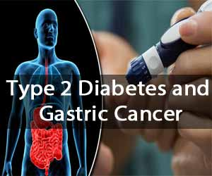 Diabetes increases Gastric Cancer risk after treatment for H. Pylori infection, finds study